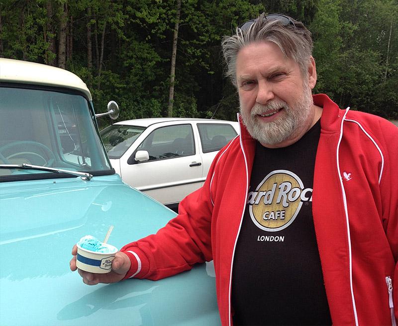 Pro-Väri - blogi - Pinnalla nyt - Esittelyssä asiakkaamme automaalaamo CKS-Trading Oy - Kari Sauru